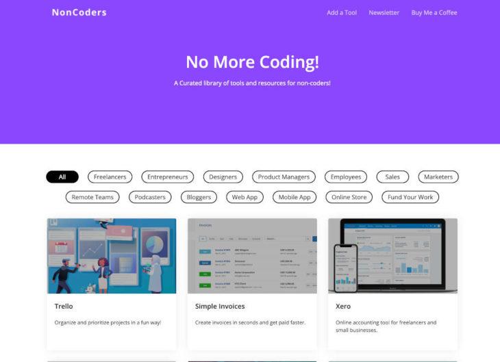 NonCoders