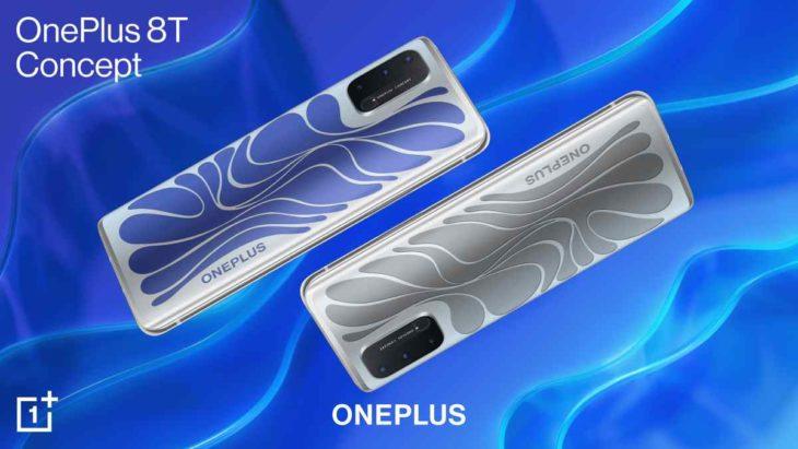 OnePlus 8T Concept