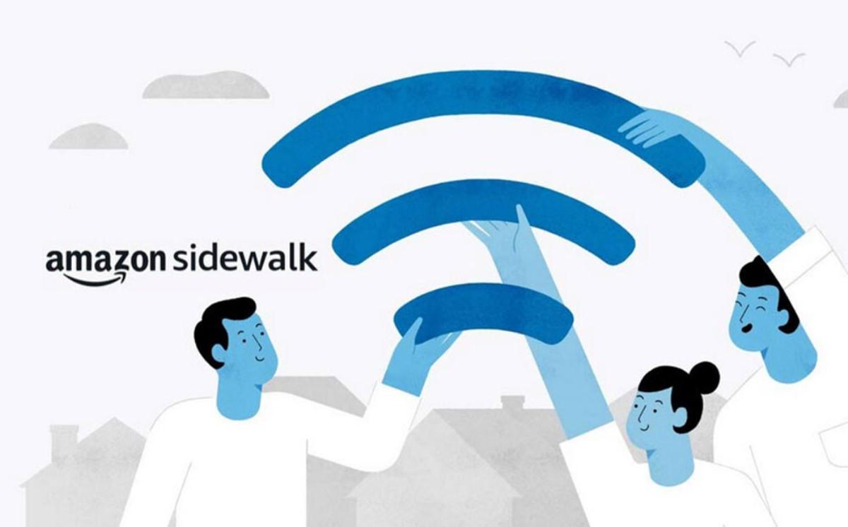 Amazon Sidewalk, para conectar tus dispositivos Amazon Echo con los de tu vecino de forma automática