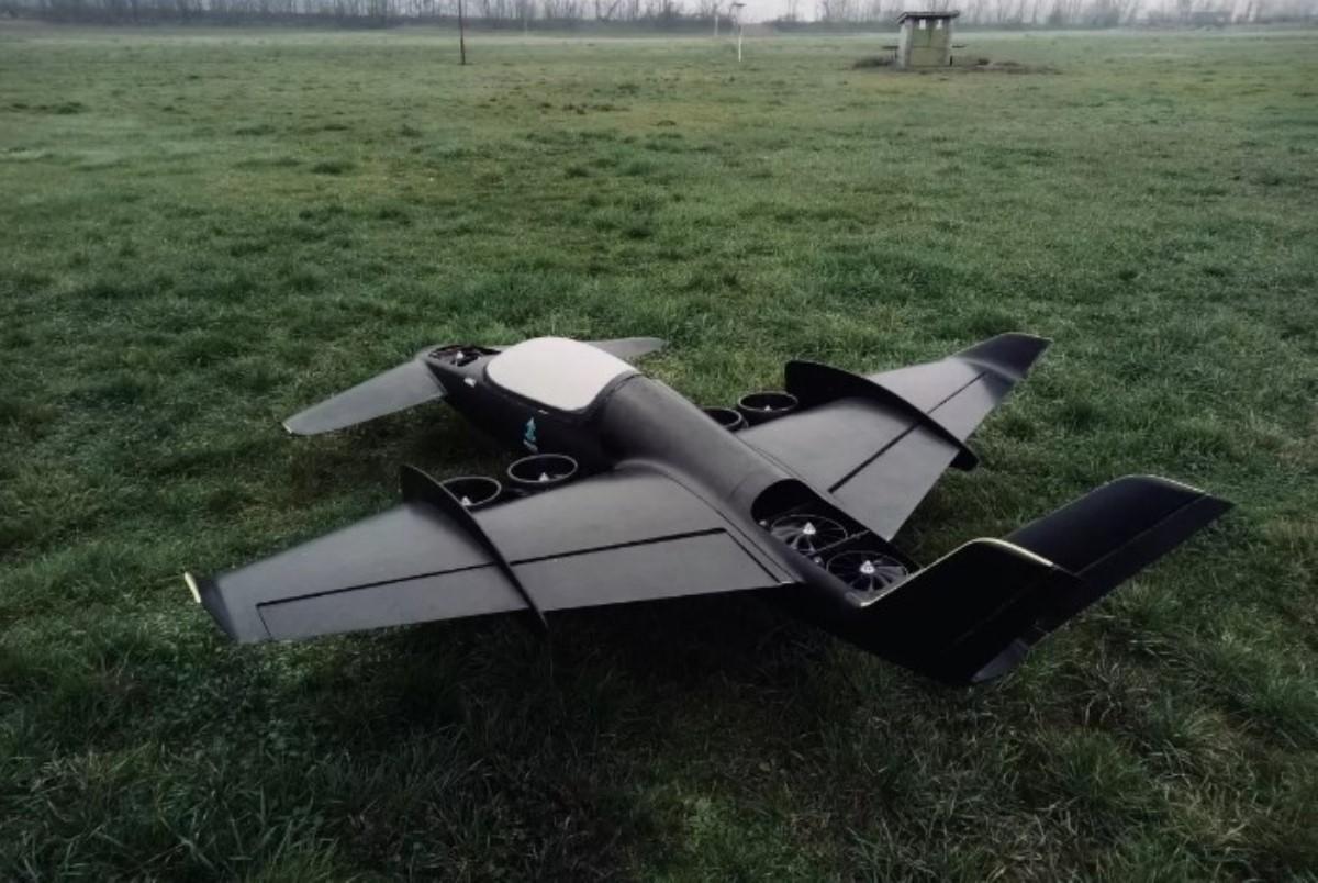 Compañía Suiza se prepara para poner a prueba su prototipo híbrido eVTOL eSTOL