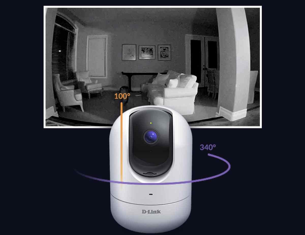 D-Link lanza nuevas cámaras de seguridad compatibles con Alexa y el Asistente de Google