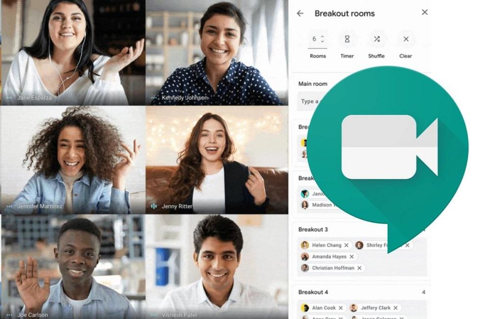 5 novedades que Google Meet ha presentado en las últimas semanas