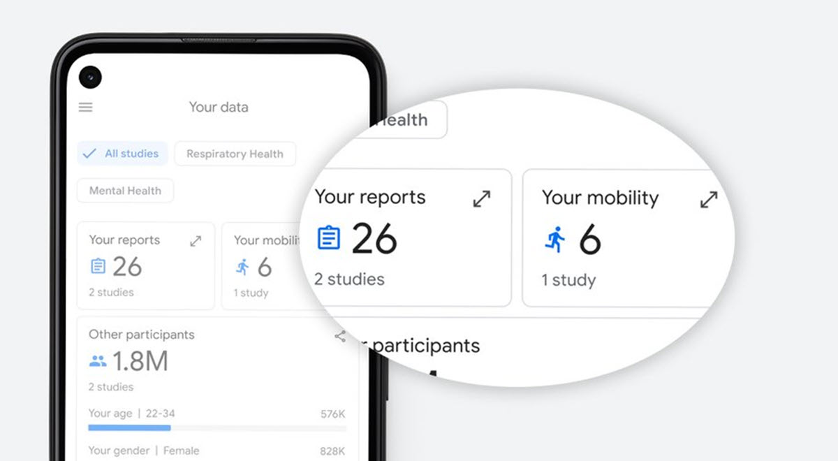 Google Health Studies