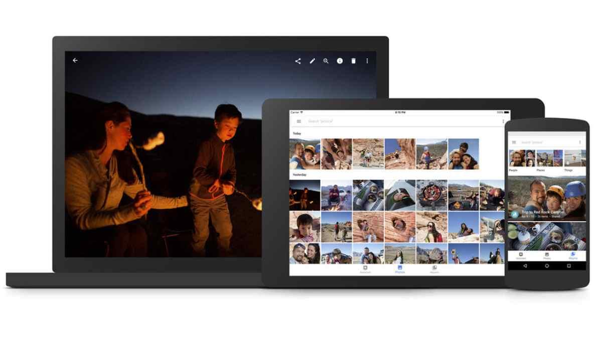 Google Fotos creará versiones animadas de las fotos ofreciendo sensación de profundidad
