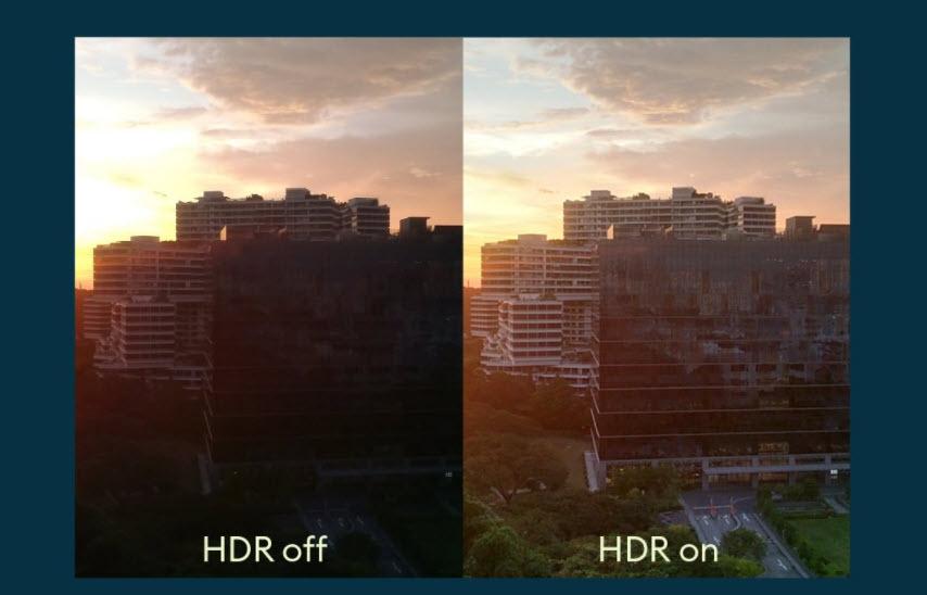HDR Google Camara Go