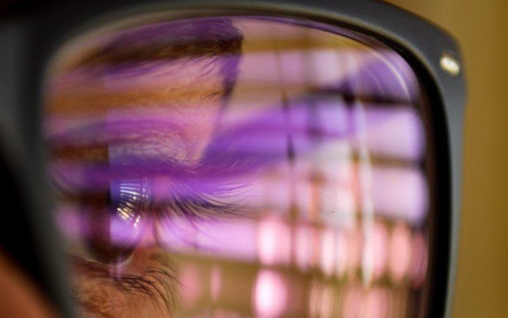 IA movimientos oculares