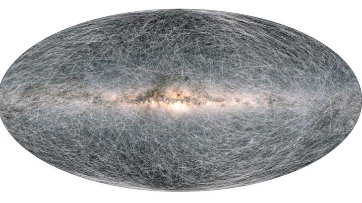 Obtienen mapa en 3D de la Vía Láctea catalogado como el más preciso hasta el momento