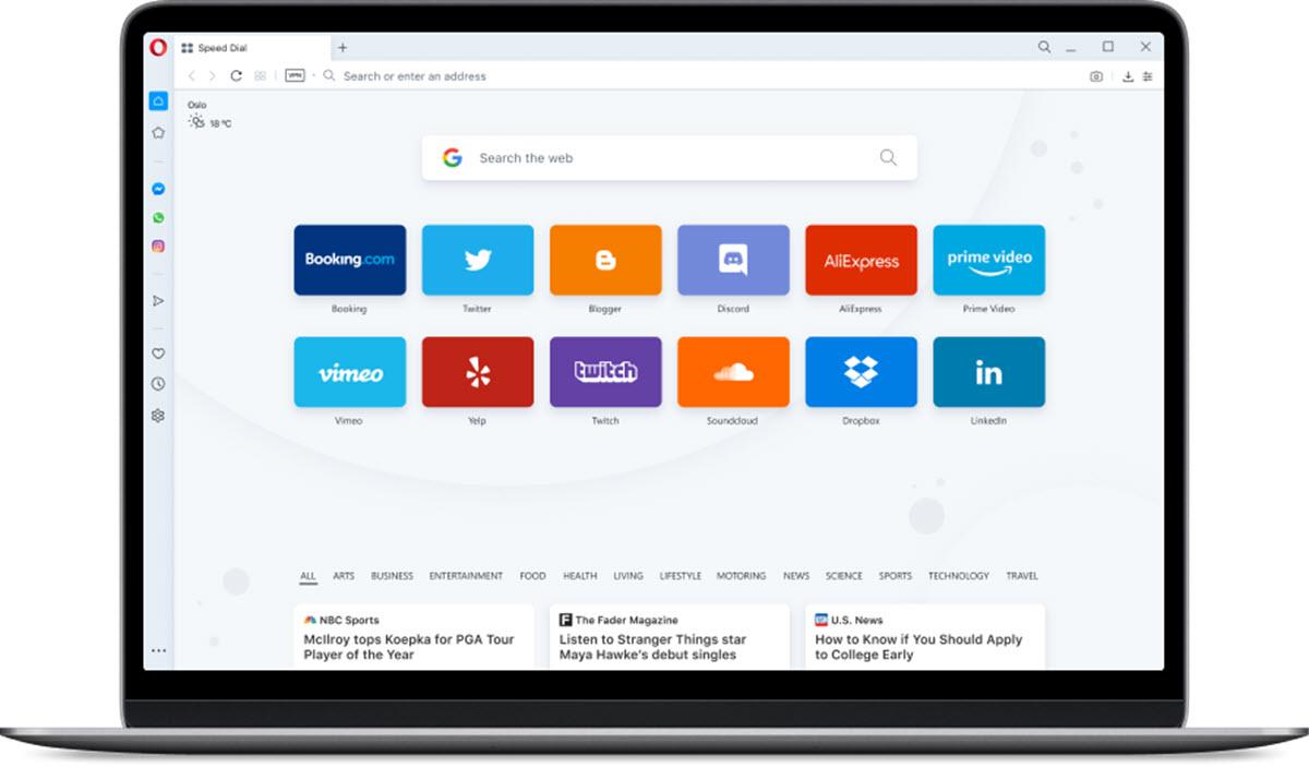 Ya puedes instalar en Opera las extensiones de Chrome de forma directa