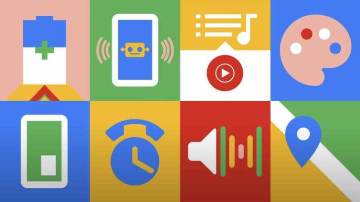 Actualización móviles Pixel