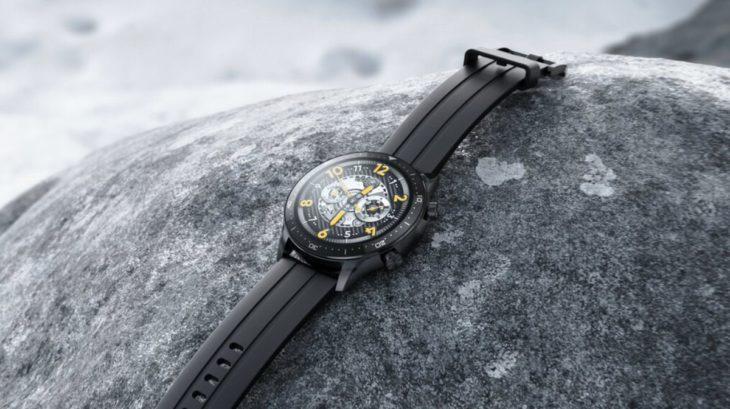 Realme presenta su nuevo reloj inteligente Realme Watch S Pro con pantalla AMOLED y chip GPS incluido.