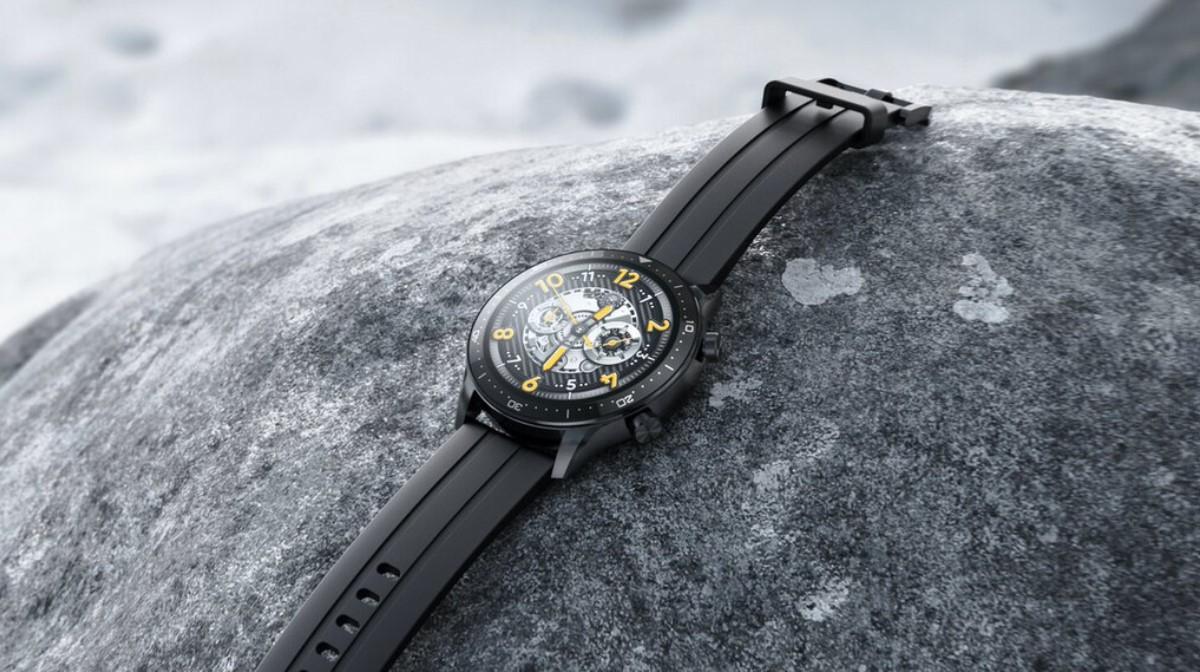 Realme presenta su nuevo reloj inteligente Realme Watch S Pro, con pantalla AMOLED y chip GPS incluido