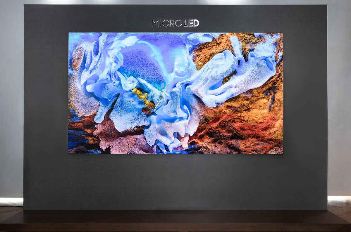 Tecnologia MicroLED