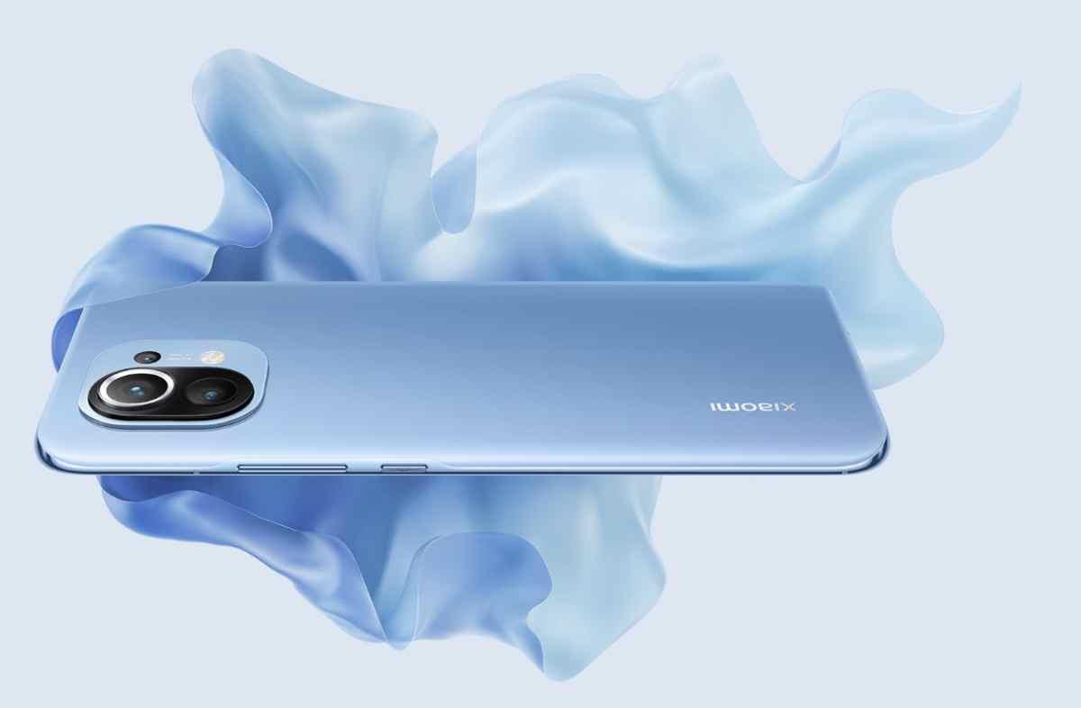 Así es el Xiaomi Mi 11, el nuevo buque insignia de la compañía