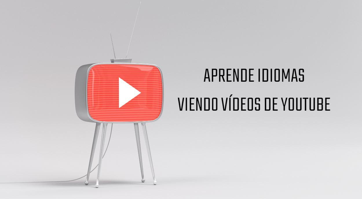 Cómo aprender idiomas con subtítulos de Youtube