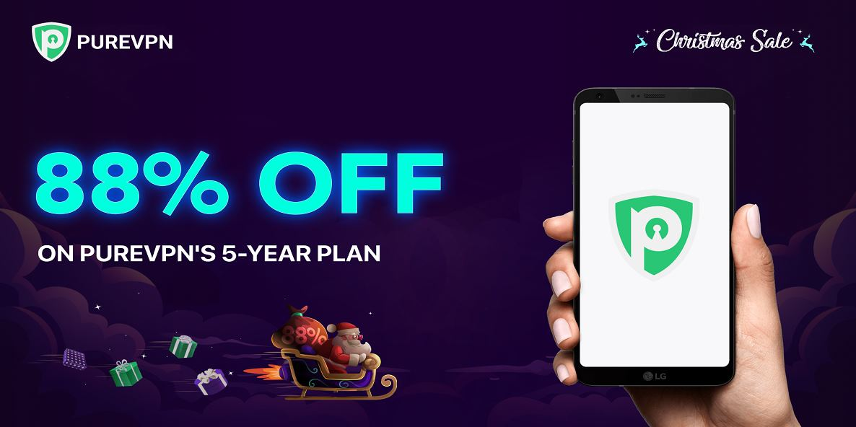 PureVPN, una VPN para android que tienes que conocer, ahora con un 88% de descuento
