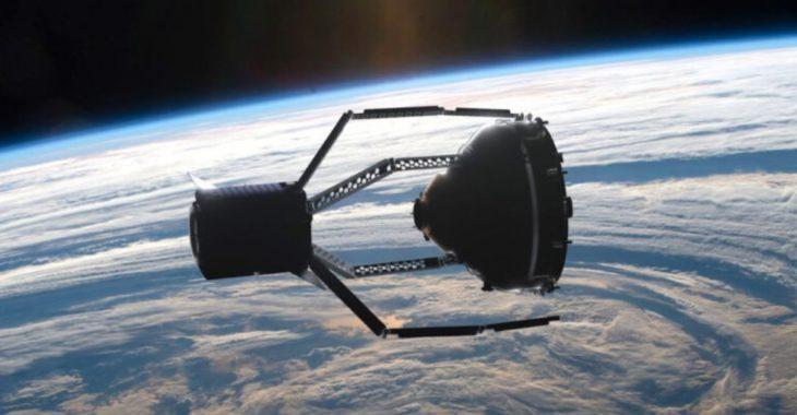 garra espacial