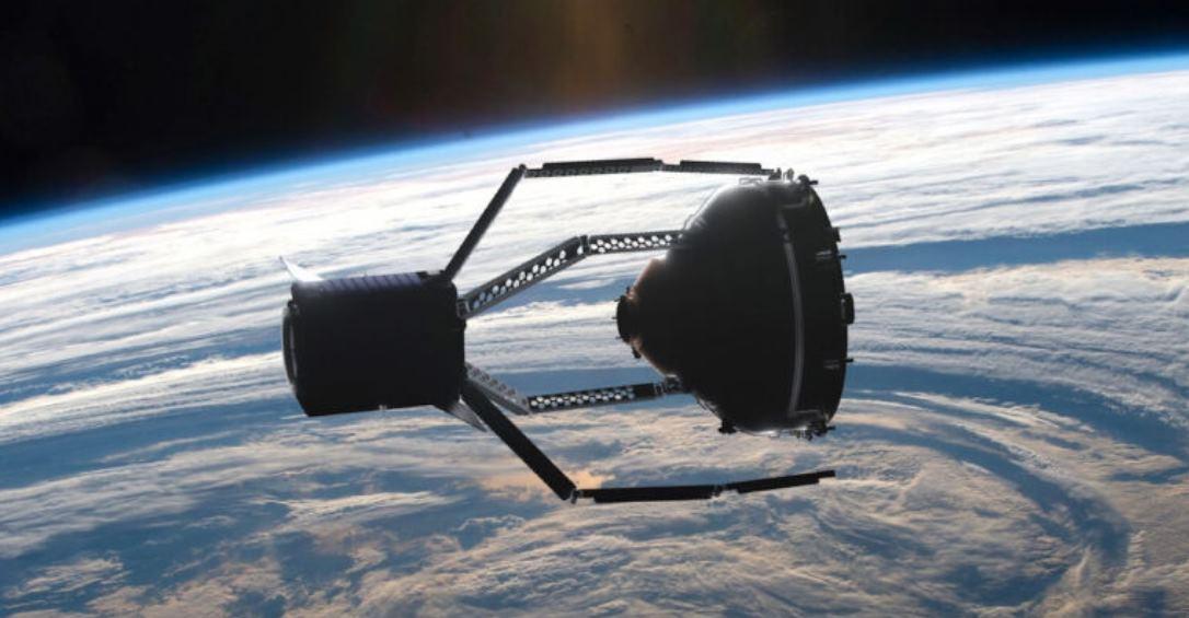 Una garra gigante para recoger basura espacial, lo nuevo de la ESA