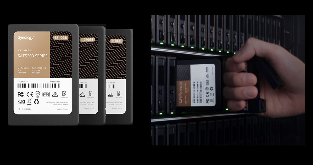 discos duros NAS