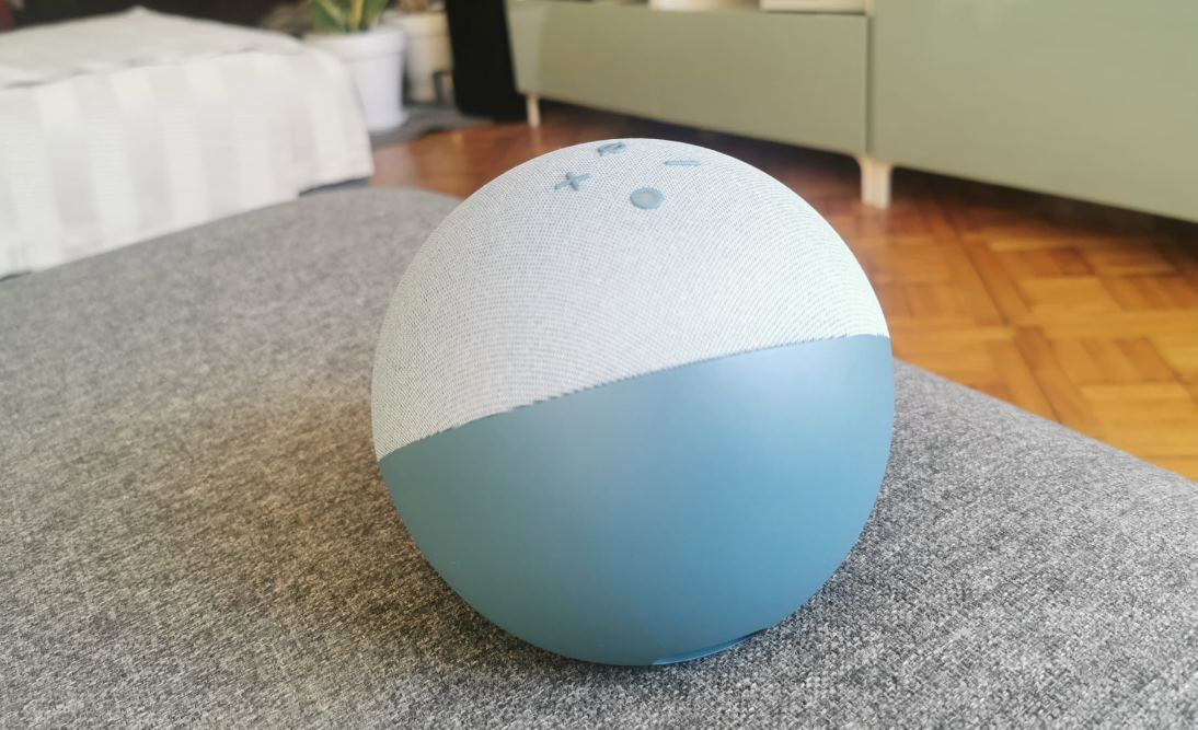 Amazon Echo de 4ª generación, no solo cambia la forma