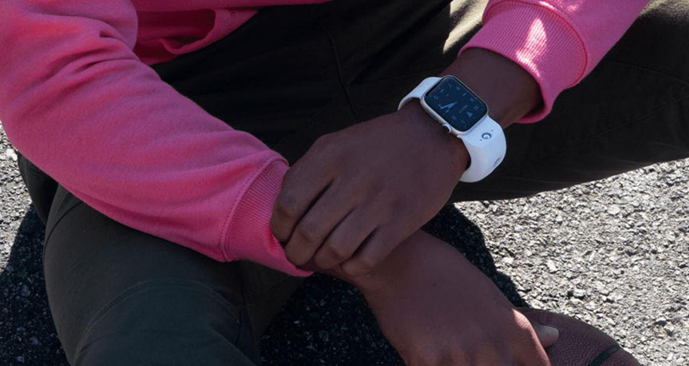 Para añadir una cámara al Apple Watch