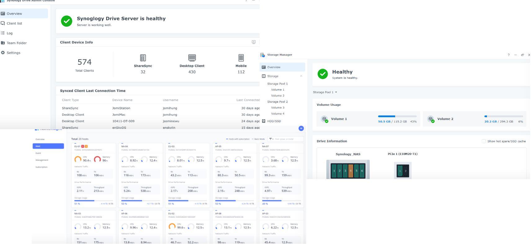 Synology presenta DiskStation Manager 7.0, su nuevo sistema operativo para nuestro NAS