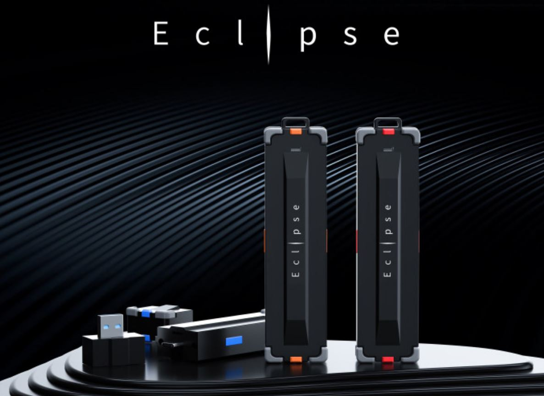 ECLLPSE, una impresionante unidad de almacenamiento portátil