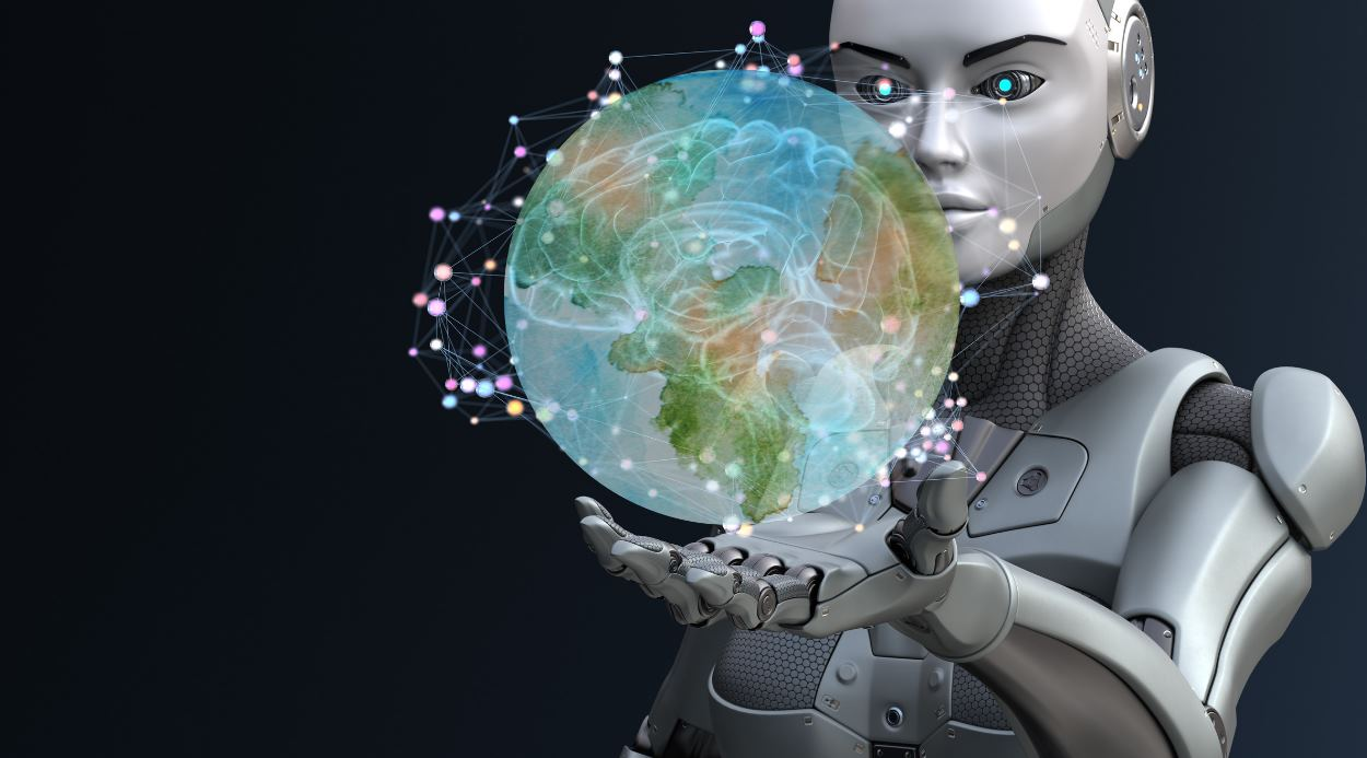 Cómo la inteligencia artificial cambia el mundo actual