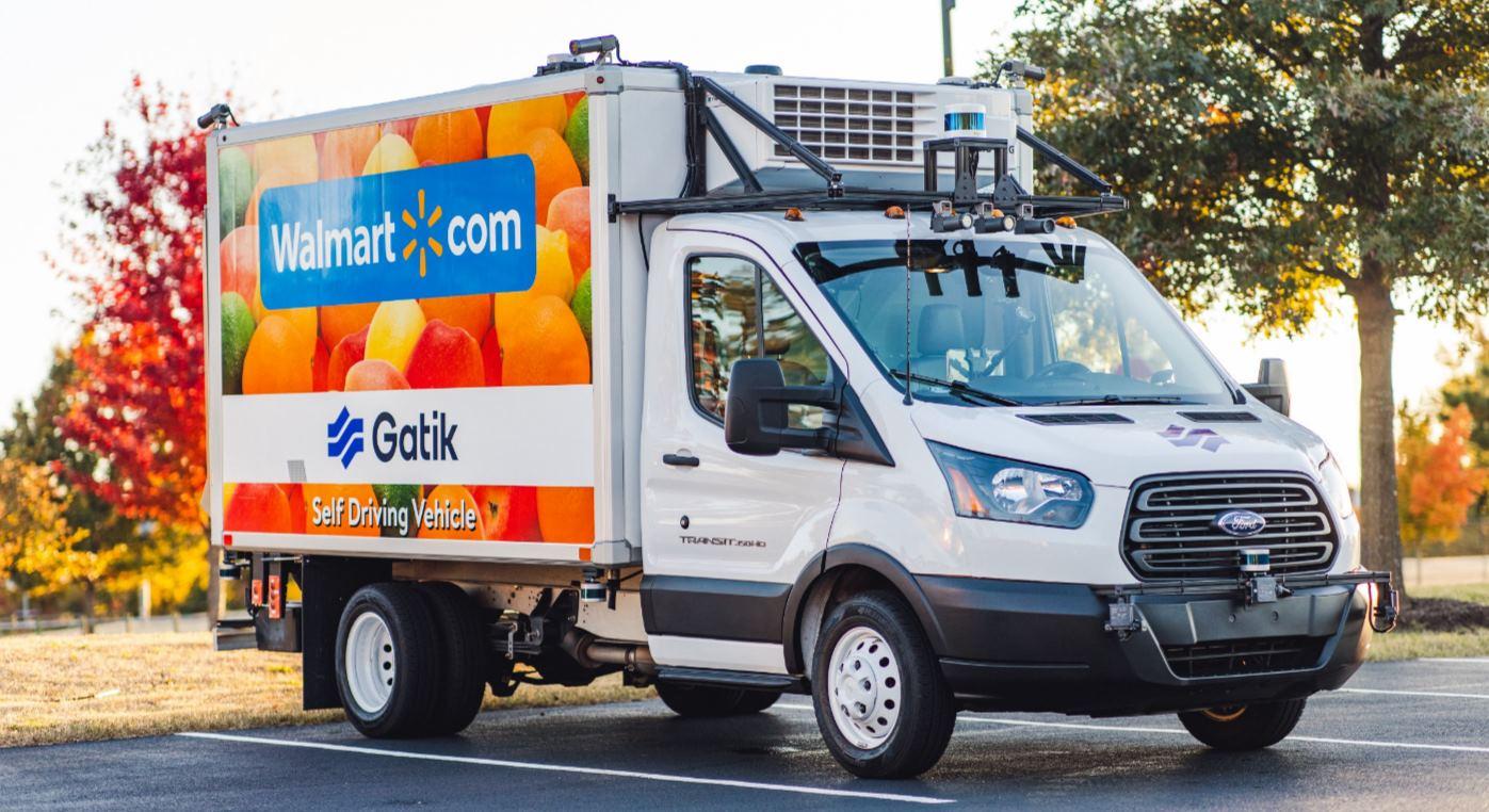 Walmart usará camiones autónomos para entregas en 2021