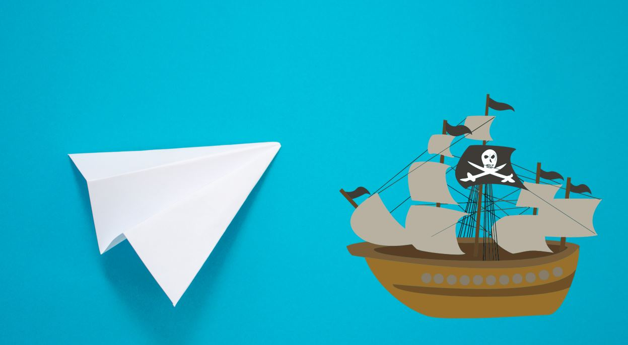 telegram pirata