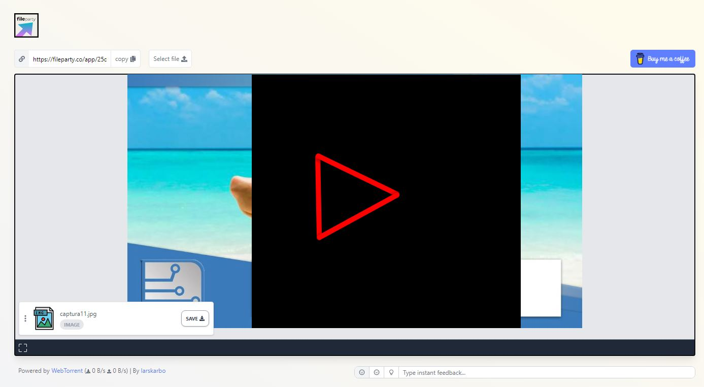 Cómo transmitir un vídeo de nuestro ordenador a otras personas por Internet