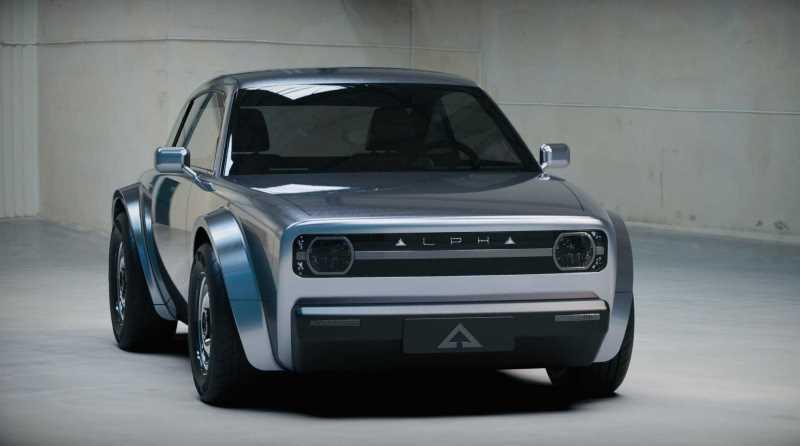 coche electrico alpha ace