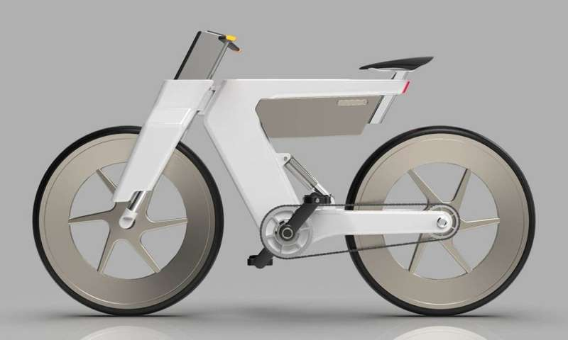 bicicleta electrica euclid