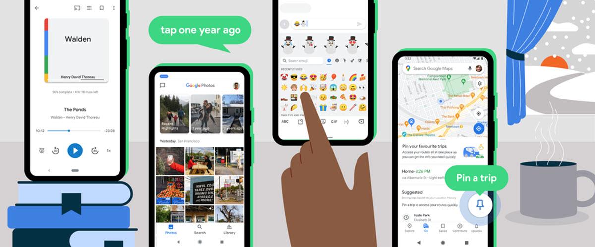 Google trae estas 5 novedades a los dispositivos Android
