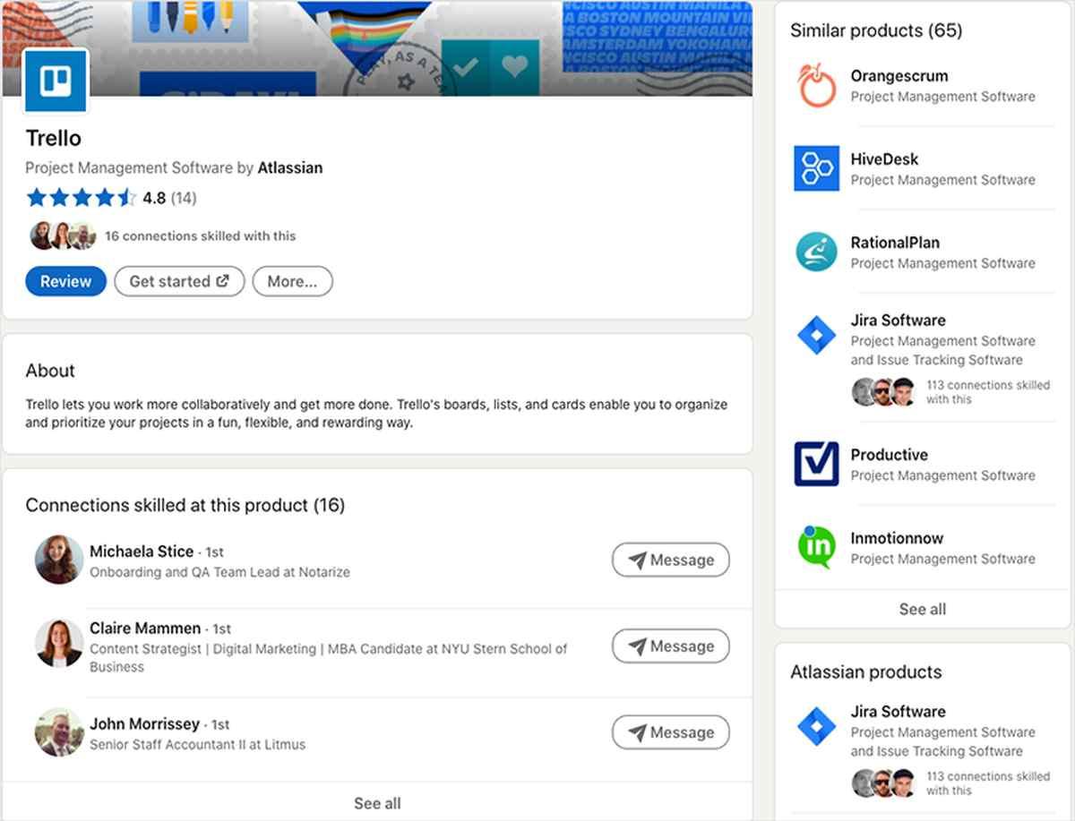 LinkedIn ayudará a los negocios a generar comunidad sobre sus productos