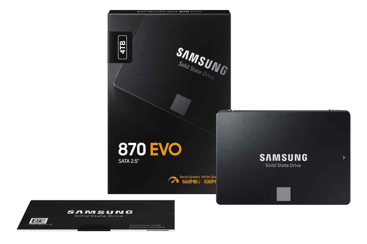 Samsung trae mayores velocidades en sus nuevas EVO SSD