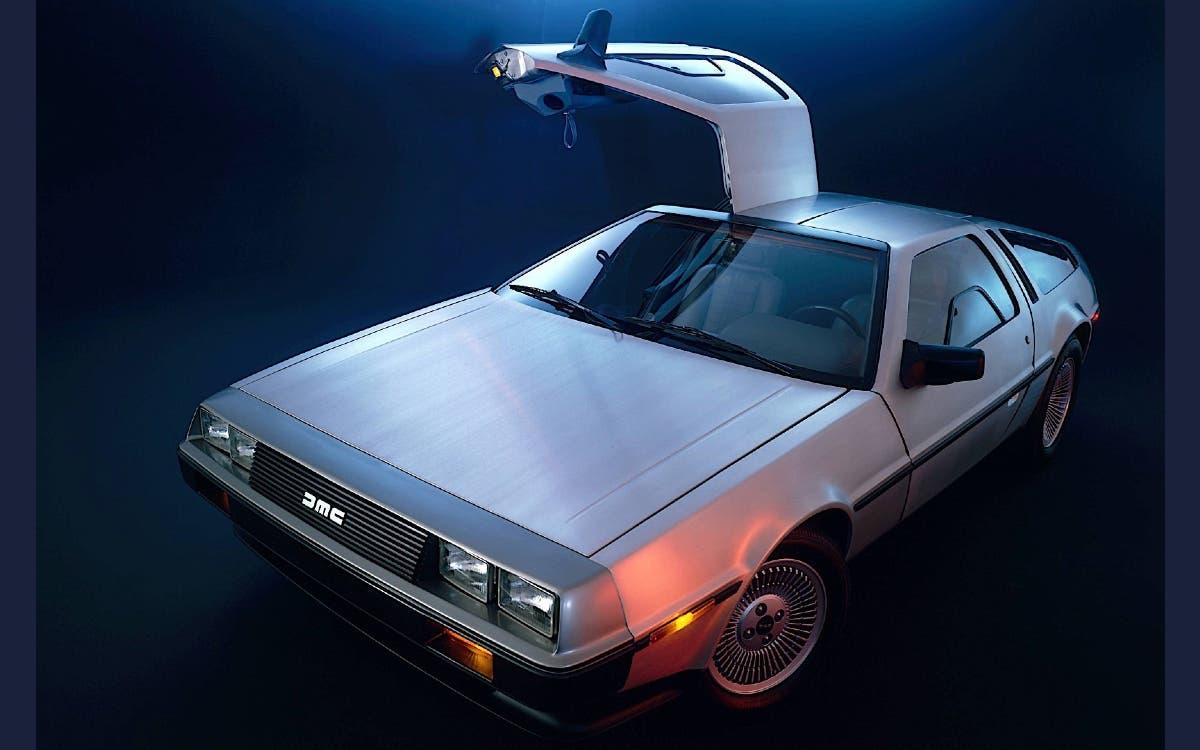 El Delorean hará su regreso como un coche eléctrico deportivo