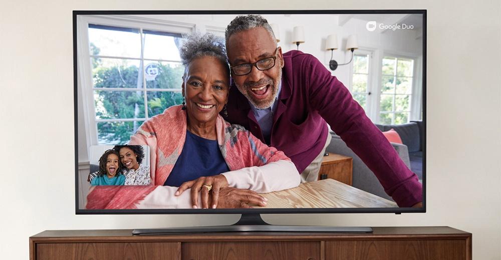 Google Duo TV