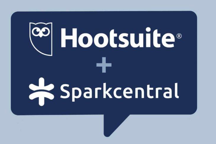 Hootsuite + Sparkcentral