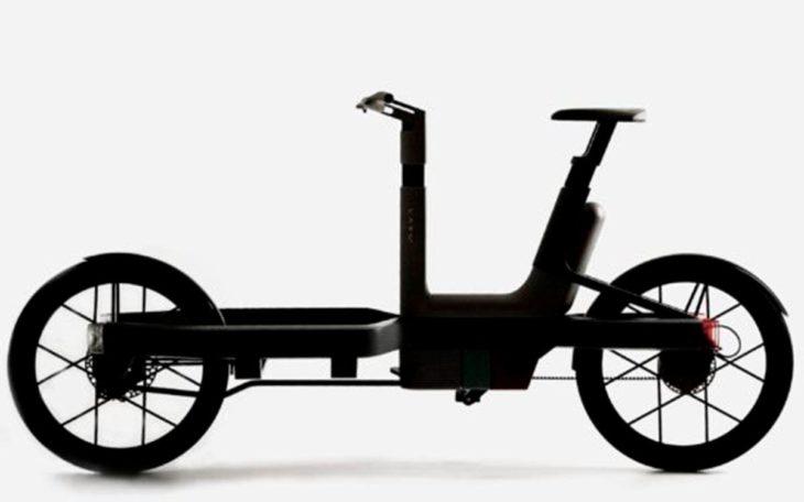 LAVO, bicicleta eléctrica alimentada por hidrogeno.j