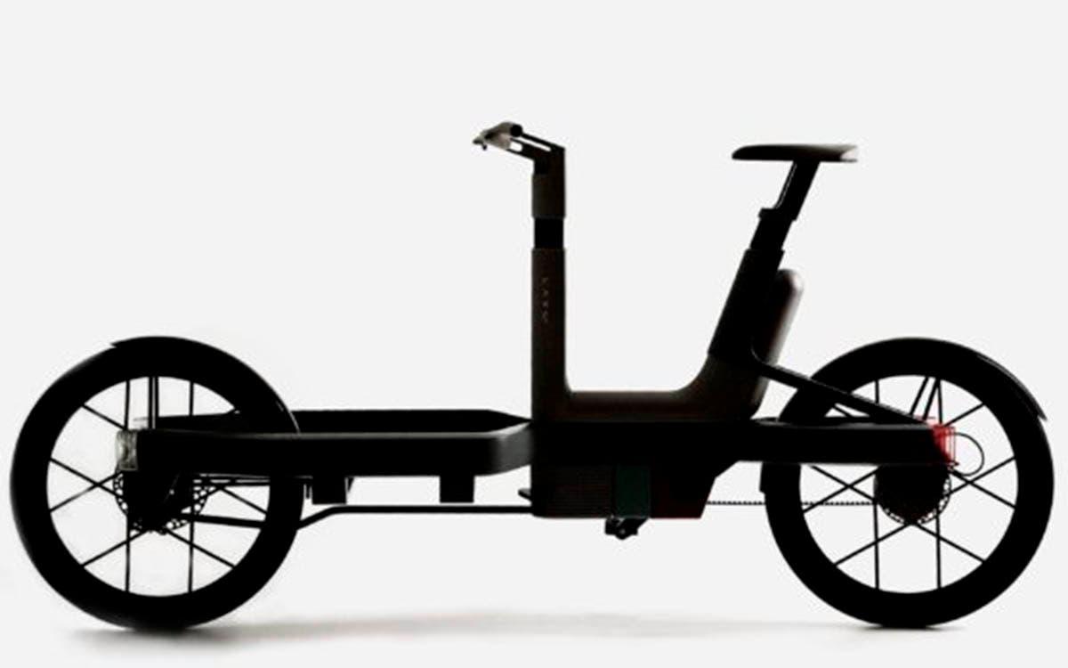 LAVO, bicicleta eléctrica alimentada por hidrógeno