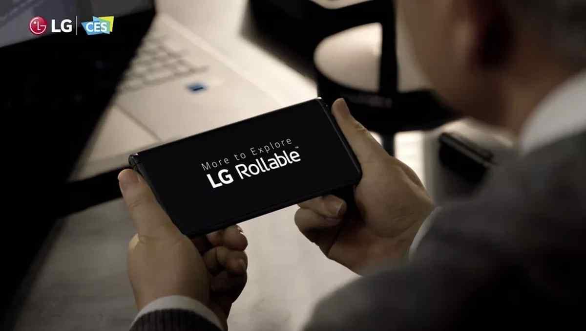 LG confirma que su móvil enrollable llegará al mercado este 2021