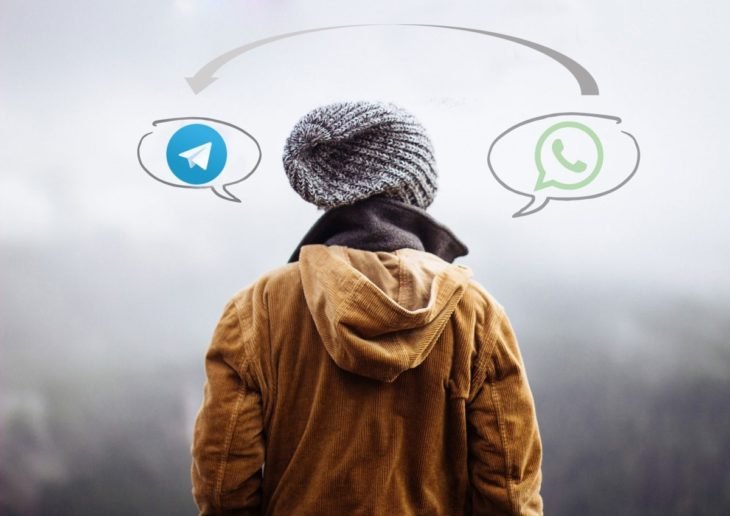 Migrar de whatsapp a telegram