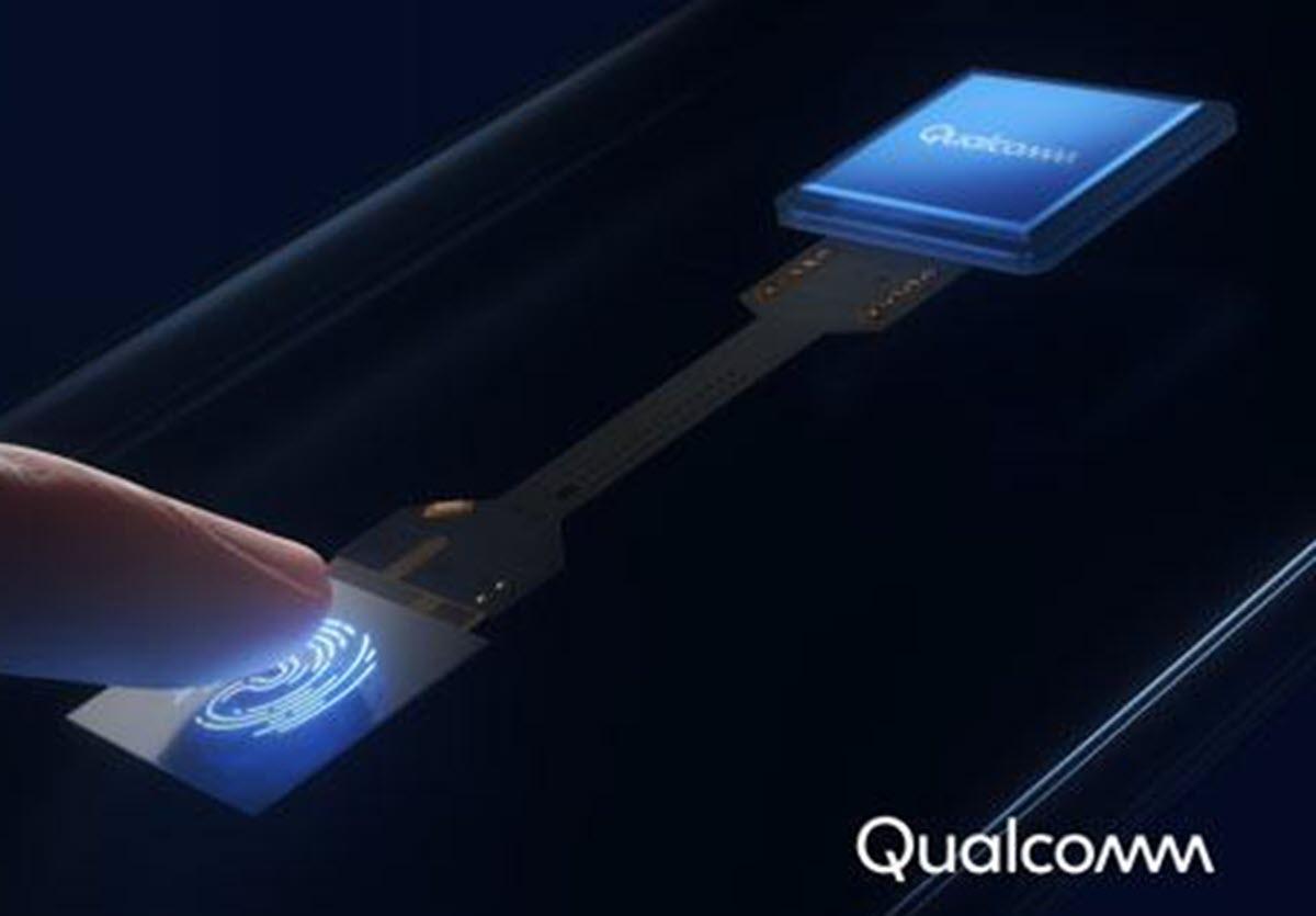 Lanzó Qualcomm lector de huellas ultrasónico bajo pantalla