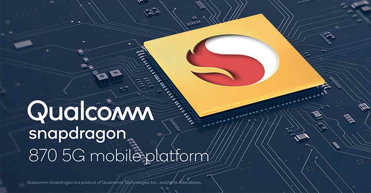 Qualcomm Snapdragon 870 5G