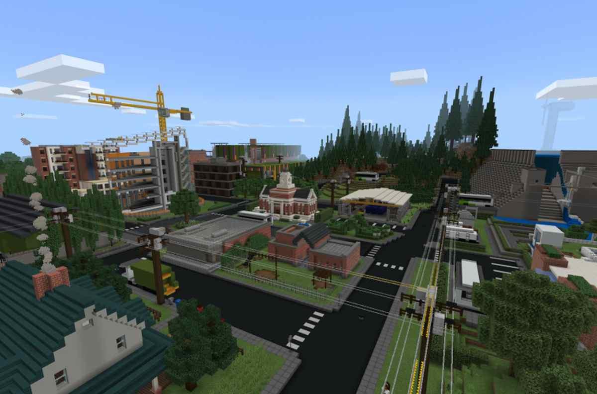 Lanzan lecciones para concienciar sobre el medio ambiente a través de Minecraft