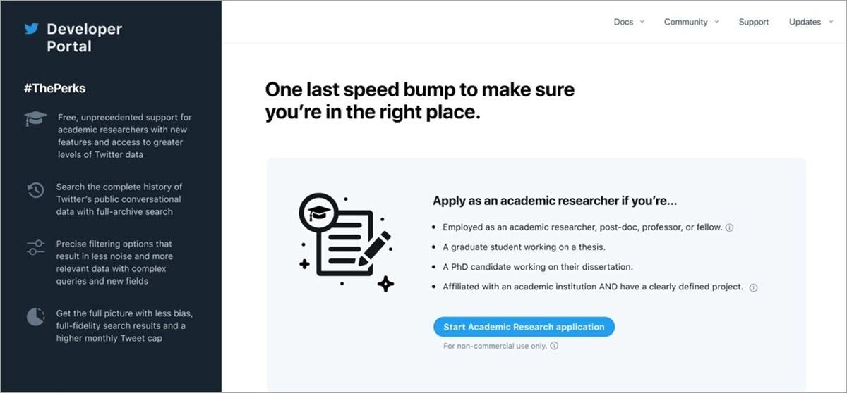 Twitter abre su archivo completo de forma gratuita para investigación académica