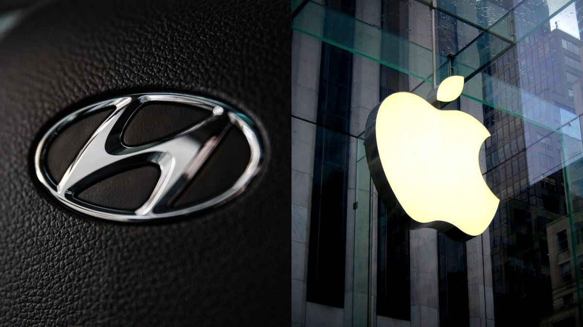 Hyundai y Apple