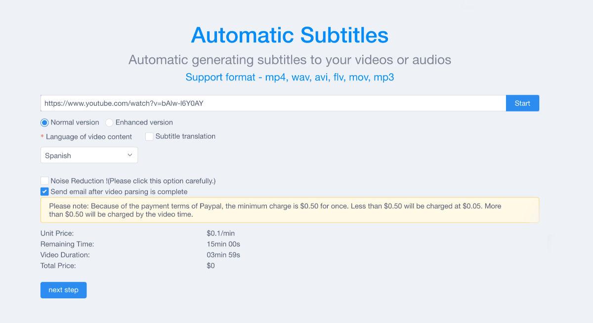 AutoSubtitle, herramienta automática y gratuita para subtitular vídeos