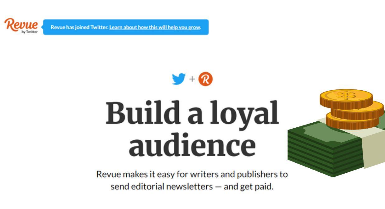 Twitter presenta una forma de ganar dinero con contenido