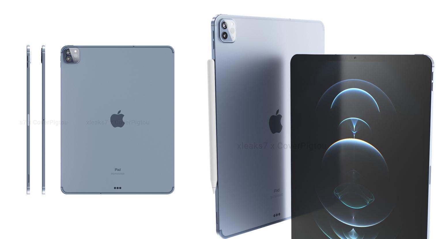 Apple iPad Pro de 12.9 pulgadas, filtrado con soporte ...